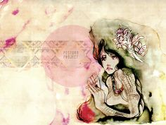 Tokwa Penaflorida's artwork for the Postura Project