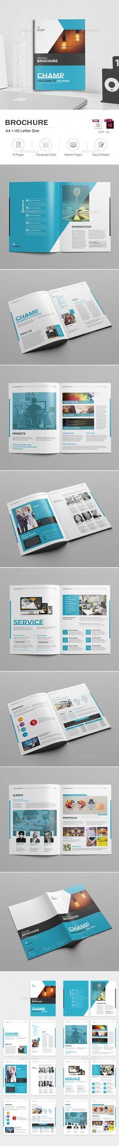 #Brochure - Corporate Brochures Download here: https://graphicriver.net/item/brochure/20032873?ref=alena994