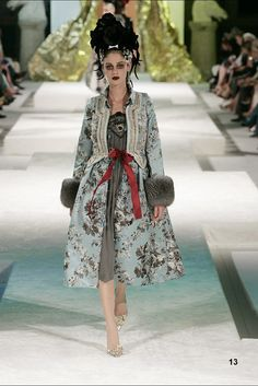 Christian Lacroix Haute Couture Fall-Winter 2005 by Christian_Lacroix, via Flickr