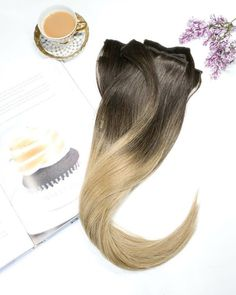 Cupcake coffee blend  #mochahair #happynationalcoffeeday #nationalcoffeeday . . .  #clipinextensions #hairextensions #hairextension #ombre #balayage #extensionspecialist #hairweft #hairwefts #wefthair #modernsalon #hairartist #hairartistry #hairinspo #hairideas #hair #maneaddicts #authentichairarmy #allaboutdahair #ombrehair #beautylaunchpad  #hairnerd #allyouneedisgoodhair #hairstyles #styleartists #ittakesapro #hairbrained #extendithair Mocha Hair, Mane Addicts, National Coffee Day, Cupcakes, Clip In Extensions, Hair Brained, Blended Coffee, Hair Weft, Ombre Hair