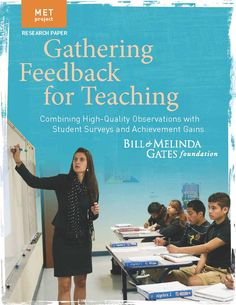 Reports on the relationship of 5 teacher observation instruments and value added scores. http://www.metproject.org/downloads/MET_Gathering_Feedback_Research_Paper.pdf