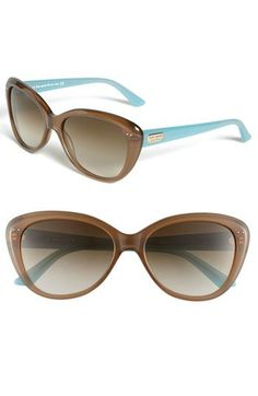 Kate Spade New York 'Retro' Sunglasses