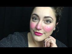"Seussical ""Who"" Makeup   Alexis Diana Beauty   A collaboration with J-DAPA - YouTube"