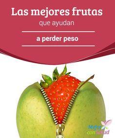 Las mejores frutas que ayudan a perder peso La piña es uno de las frutas que más nos pueden ayudar a bajar de peso porque, si bien no quema la grasa directamente, a corto plazo sí ayuda a reducirla