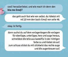 4. Den Basic-Emoji häkeln