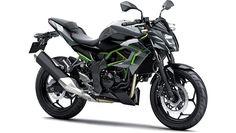 Kawasaki Z250SL 2017 01
