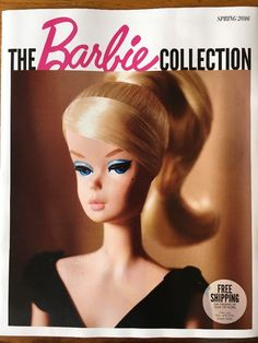 S pring 2016 The Barbie Collection Catalog. | eBay!