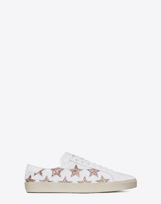 Signature Court Classic SL/06 California sneakers - Metallic Saint Laurent Sale Extremely RMT3MKJjld