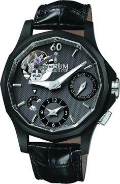 Corum Admiral's Cup Seafender 47 Tourbillon GMT