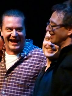 Mike Patton, Trevor Dunn, & John Zorn
