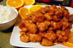 Return of the Yummy: Friday Dinner: Panda Express Orange Chicken