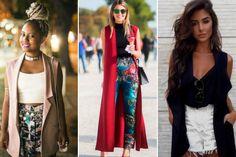 28 mar. 2017 ... O maxi colete é fashion e pode se tornar a sua nova peça preferida. Confira 6  formas de usar e 24 looks inspiradores para investir na...