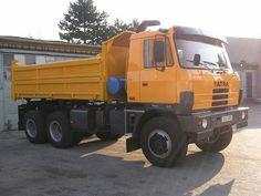 Big Trucks, Czech Republic, Motor Car, Transportation, History, Classic, Vehicles, Trucks, Studs