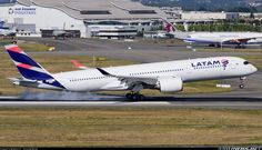Airbus A350-941 - LATAM | Aviation Photo #3936087 | Airliners.net