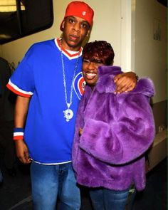 Jay -z and Missy