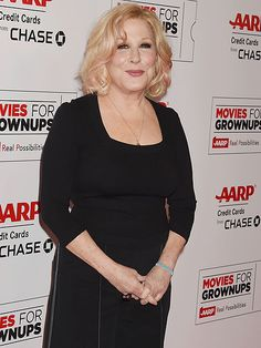 Now Bette Midler Challenges Kim Kardashian to Use Her Naked Selfie for Charity