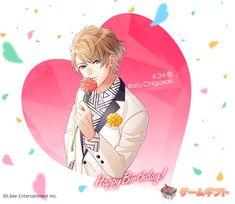 『A3!(エースリー)』★Happy Birthday!お誕生日企画★~4月24日・茅ヶ崎至~ - ゲームギフト