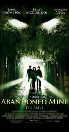 "Scotty looks at a horror film where what starts off as an innocent prank turns into terror in ""Abandoned Mine""!"