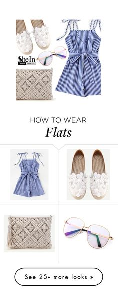 """""""Belt Romper"""" by whyfashionblog on Polyvore featuring WithChic"""