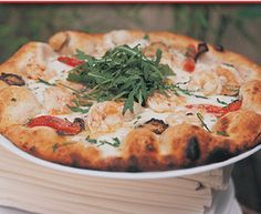 CAPRICCIOSA, uma maravilha de pizza na cidade maravilhosa - Rio de janeiro, Nota 8!