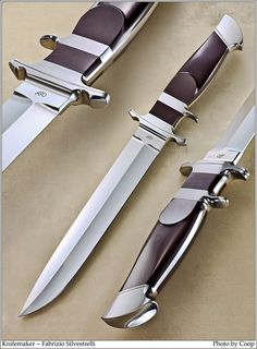Looks like a spy's knife! So cool! Photos SharpByCoop • Gallery of Handmade Knives - Page 40