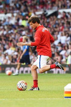 Louis // #SoccerAid2016 #UNICEF