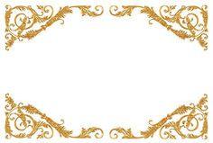 Ornament Elements, Vintage Gold Floral Designs Stock Photo 58360982 - Megapixl