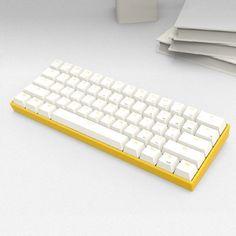 [APP Control] Anne PRO Blue/Red/Brown Switch RGB Wireless Bluetooth Mechanical Gaming Keyboard Sale - Banggood.com