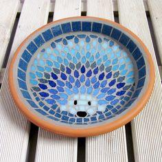 hedgehog bird bath, josara interview