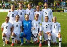 Under 20 girls soccer team!!!