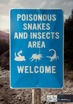 My kind of welcome sign ;-)
