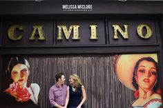 Melissa McClure Photography | Cayce + Alex | Little Italy, San Diego Engagement