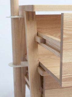 Детали 7-Day Closet. Дизайн GOLF-JC #ПерпетумМодуле #дизайнинтерьера #дизайн #предметныйдизайн #мебель #трансформация #furniture #transform