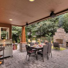 Patio Craftsman Design, Pictures, Remodel, Decor and Ideas - page 2