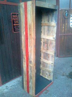 Legnaia su pinterest progetto capannone legna da ardere for Legnaia con ripostiglio