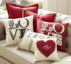 love sentiment pillow covers  http://rstyle.me/n/d8f5wpdpe