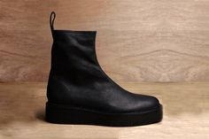 Damir Doma Crepe-Soled Boots