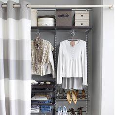 Bedroom Alcove Wardrobe