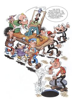 La Pagina no Oficial de Mortadelo y Filemon