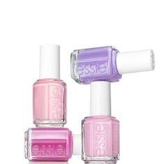 Essie wedding collection 2013 #nails #essie #wedding