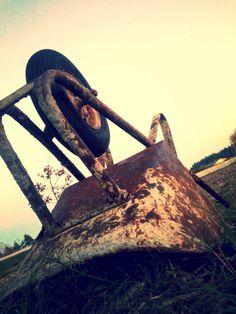 Wheel barrel #26
