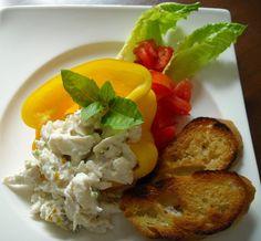 Best Crab Salad ... summerlicious!