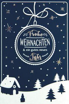 Diese dunkelblaue #Weihnachtskarte ist zwar schlicht, aber wunderschön mit all den glitzernden Sternen...💫💫💫 Wraps, Movie Posters, Movies, Glitter Stars, Winter Scenery, Darkness, Nice Asses, Films, Film Poster