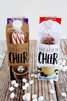 Have A Cup Of Cheer Gift Idea