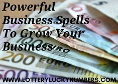 Lottery Winning Lucky Number Spells That Work By Specialists - Lottery Lucky Numbers Spells