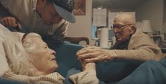 """100-Year-Old Couple Celebrates 80th Anniversary  