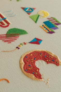 MaricorMaricar: embroidery