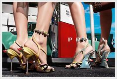 I am in LOVE with the spring 2012 PRADA collection. can someone buy them all for me?