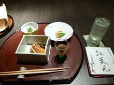 "Cena, Camera di ""Takinoie""(Hotel), Noboribetsu-Onsen(Terme), Hokkaido Japan"