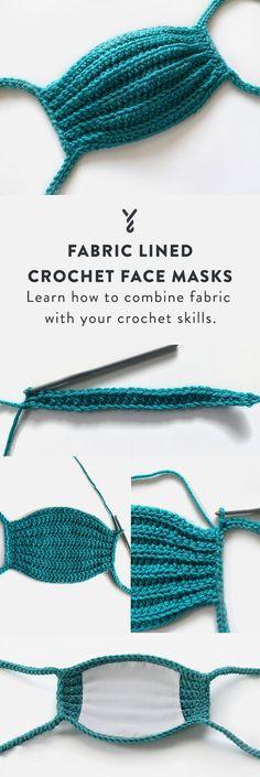 Crochet Video, Crochet Instructions, Diy Crochet, Crochet Crafts, Crochet Projects, Crochet Mask, Crochet Faces, Loom Knitting, Knitting Patterns